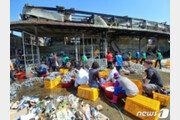 중국 트레킹 동호회 450여명, 산불피해 강원 속초·고성 찾는다