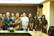 인도네시아 비누스대학교, 고려사이버대 방문