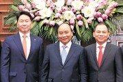 베트남 우옌 총리 만나 상호협력 논의