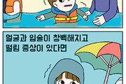 [만화 그리는 의사들]〈108〉물놀이 안전