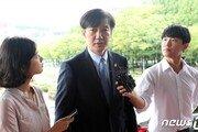 [사설]법무부 수사 개입 논란… 힘 받는 조국 사태 특검론