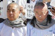 한국당 중진 의원들도 '삭발 릴레이'…심재철·이주영·차명진 동참