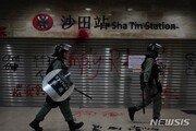 홍콩 호텔들, 시위 장기화에 '울상'…수익률 50% 하락
