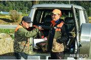민통선 야생 멧돼지 소탕 작전…안보관광지 전면 통제