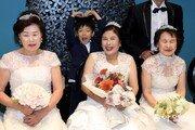 [청계천 옆 사진관]어르신들의 늦깎이 결혼식