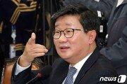 """""""3선이냐 장관이냐""""…총선 6개월 앞둔 전해철에게 바람이 불어왔다"""