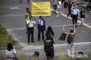 홍콩경찰이 노벨평화상 후보?…친정부 NGO,추천 계획