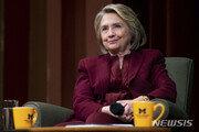 힐러리,美대선 정국 변수로 부상?… 민주당 경선후보·트럼프 비판