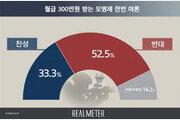 '월급 300만원 모병제'…국민 52.5% 반대, 찬성은 33%