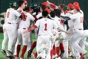 멕시코, 사상 첫 올림픽 본선 진출…야구종주국 미국은 올림픽행 가시밭길