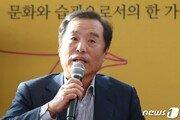 """김병준 """"나가야 될 사람들은 남아있고…김세연 불출마 안타까워"""""""