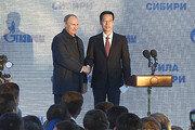 中·러시아 경제협력 가속화…2896㎞ 규모 가스관 2일 개통