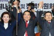 대여 투쟁론에 '黃心 견제' 작용… 한국당 의원들 심재철 택했다