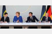 '크림반도 반환 요구' 꿈쩍도 안한 푸틴