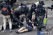 홍콩 경찰 강경진압 조사하던 외국 전문가팀 전격 사임