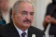 리비아 정전협상 결렬…하프타르, 서명 않고 모스크바 떠나