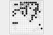 [바둑]중신증권배 세계 AI바둑 오픈 대회… 백의 폭주
