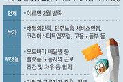 [단독]'플랫폼 노동' 사회적 타협기구 내달 출범