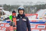 '알파인 간판' 정동현, 스위스 웽겐 FIS 월드컵 21위