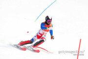 '한국 알파인스키 간판' 정동현, FIS 월드컵 회전에서 21위