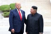 """트럼프, 싱가포르 회담전 """"김정은 대단한 골퍼""""…매번 홀인원 '농담'"""