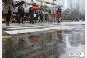 [날씨] 29일 전국 흐리고 곳곳서 눈·비…공기질은 청정