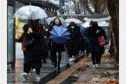 [날씨]30일도 '봄같은 겨울'…남부·제주 등 가끔 비