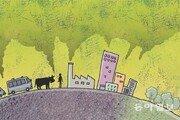 오염되는 도시, 밀레니얼 세대의 저항[김세웅의 공기 반, 먼지 반]