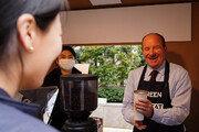 주한영국대사관, '그린 캠페인-제로 플라스틱 커피 이벤트' 진행