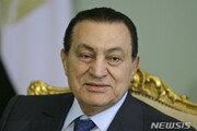 이집트 옛 군부통치자 무바라크 사망…향년 91세