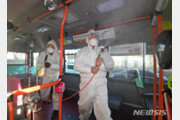 확진자 남편 '금천01번 버스' 기사도 감염