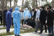 """""""이란, 코로나19 발발 이후 공동묘지 대규모 증축"""""""