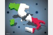 코로나19가 증폭시킨 이탈리아 남북 갈등[글로벌 이슈/하정민]