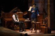 뮤지컬 '라흐마니노프', 2명의 배우+4명의 연주자+한 명의 피아니스트로 채워진 무대