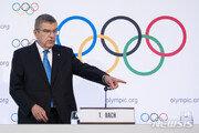 """중계권 방송사 NBC """"올림픽 연기? 어떤 결정도 지지"""""""