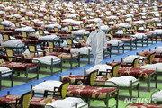 이란, 전날보다 13명 적은 144명 추가 사망…총 2378명
