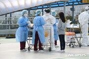 의정부성모병원 직원 및 환자 진단검사 98% 완료돼