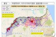 화천·연천서 ASF 멧돼지 6마리 발견…총 496마리