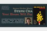 한국계 미국인 작가 스테프 차, LA타임스 도서상 수상