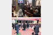 명동성당-조계사, 두 달만에 종교행사 재개