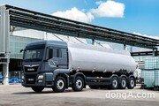 만트럭버스코리아, 대형 카고 'TGS·TGM' 유로6D 모델 출시… 연비·성능 향상