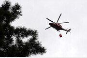 [속보]지리산 천왕봉 인근서 소방헬기 추락…구조 진행중