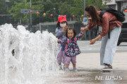 [날씨]김천 33.4도…대구·경북 대부분 30도 웃돌아 올 들어 최고