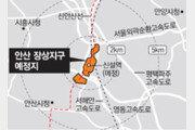 '1만4000채' 안산 장상, 공공주택지구 지정