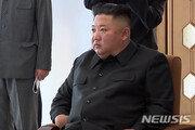 """국정원 """"김정은 전년比 공개활동 66%↓…수술·시술 받지 않은 것으로 파악"""""""