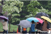 [날씨]10일 전국 대체로 흐려…곳곳에 산발적 '비' 소식