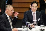 이재용·정의선 만난다…삼성·현대차 '전기차 배터리 동맹' 공식화