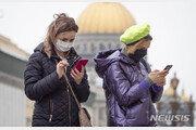 '확진자 급증' 러시아, 연해주서 '무증상' 절반 넘어