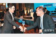"""삼성-현대차 新성장협력… 재계 """"과거가 기업 미래 발목잡지 말아야"""""""