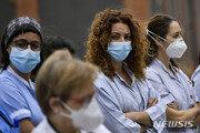 스페인 정부, 공공장소에서도 마스크 착용 의무화 추진